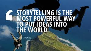 storytelling in the world