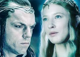 Elrond and Celebrian